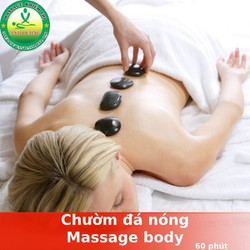 [Evoucher_Quận 10_HCM] Massage Body - Chườm Đá Nóng Tại Ánh Dương Spa