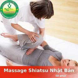 [Evoucher_Quận 10_HCM] Massage Shiatsu Nhật Bản Tại Ánh Dương Spa