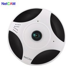 Camera quay toàn cảnh 360 độ NetCAM Panorama VH04 Full HD 1080P