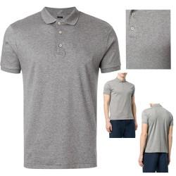 Áo thun cổ trụ nam trơn gọn gàng đẹp dành cho nam từ 22 đến 54 tuổi theo phong cách sạch sẽ sang trọng