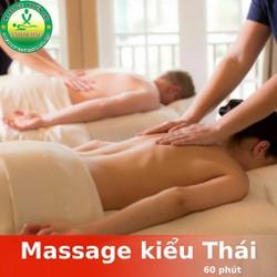 [Evoucher_Quận 10_HCM] Massage Kiểu Thái Tại Ánh Dương Spa