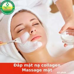 [Evoucher_Quận 10_HCM] Massage Mặt - Đắp Mặt Nạ Collagen Tại Ánh Dương Spa