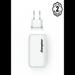 Củ sạc Energizer 4 cổng USB 4.2A 20W
