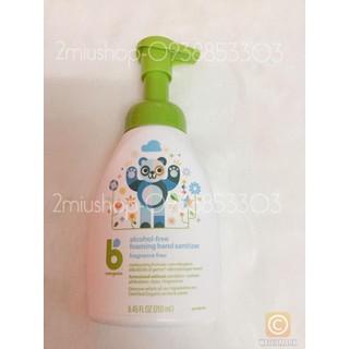 Rửa tay khô không cồn cho bé Babyganics 250ml - Babyganics 250ml thumbnail
