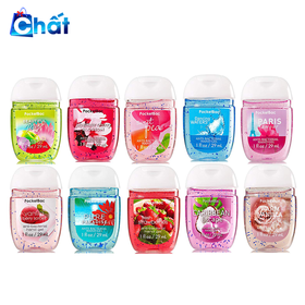 Gel rửa tay khô Bath & Body Works PocketBac 29ml - MP00342BS.01