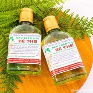Combo 2 chai Tinh dầu tràm Bé Thơ Huế, Thiên An 100ml - 105 thumbnail