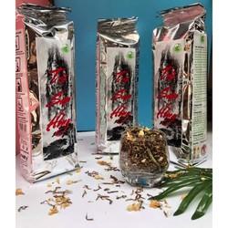 Trà Sâm Hồng - Mua 2 Tặng 1- giúp an thần ngủ ngon, giảm cân, hạ mỡ máu, trà sam hồng, trasamhong