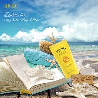 Kem chống nắng Riori SPF 50++ -50g - 043 thumbnail