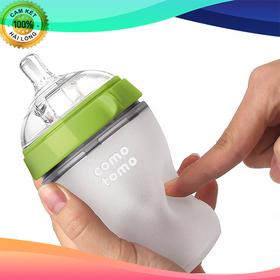 Bình ti sữa Comotomo loại từ 150ml - 250ml - Binh sua cho be - COMO1