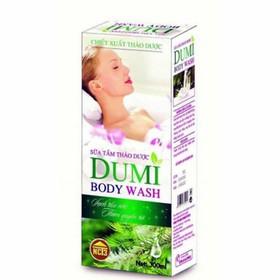 [ Giá Đại Lý ] Sữa Tắm Thảo Dược DUMI - Body Wash - Chính Hãng NCT3 - suatamDUMIbody