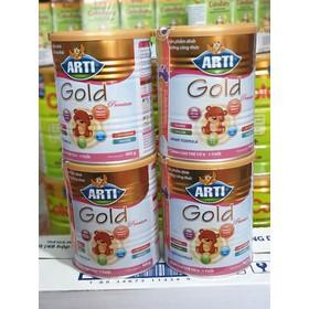 [4 LON _GIÁ SỈ] Sữa Arti Gold Premium Infant Formula - 400G - COMBO 4 Lon 400g