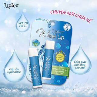 Son dưỡng không màu LipIce Water Lip 4.3g - son dưỡng 04 thumbnail
