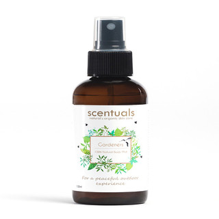 Xịt khoáng dưỡng ẩm dưỡng thể hương Thảo Gardener Scentuals - 627594402258 thumbnail