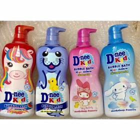 Sữa Tắm toàn thân D-NEE KIDS cho bé - Dnee kid