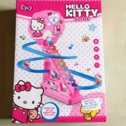 đồ chơi trẻ em, mèo kitty leo thang,phù hợp cho bé 3 tuổi 5 tuổi trở lên, mã số 6683a
