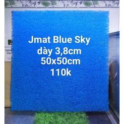 Vật liệu lọc bể cá - Tấm lọc Jmat khổ 50x50cm