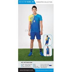 Bộ  thể thao bóng đá nam DONEX Pro