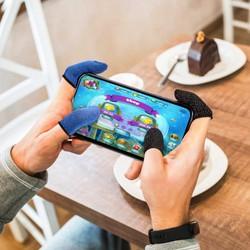 Găng tay chơi game Chống mồ hôi tay Bộ 2 cái