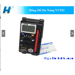 Đồng Hồ Đa Năng VC921 - vc921 thumbnail
