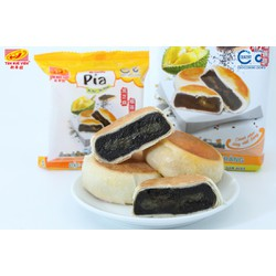 Bánh Pía Chay Mè Đen Sầu Riêng Tân Hoa Viên