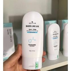 KEM DƯỠNG NÂNG TONE LÀM TRẮNG DA BODY Aely's Lab Snow - White Body Cream