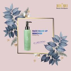 Kem tẩy trang mặt Riori Face Makeup Remover