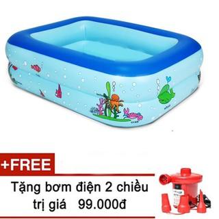 Bể phao bơi trẻ em - Bể phao bơi trẻ em - Bể phao bơi trẻ em... thumbnail