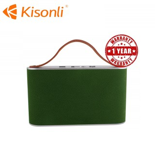 Loa bluetooth đa năng Kisonli S6 nhỏ gọn [Màu ngẫu nhiên] - KISIONLIS6 thumbnail