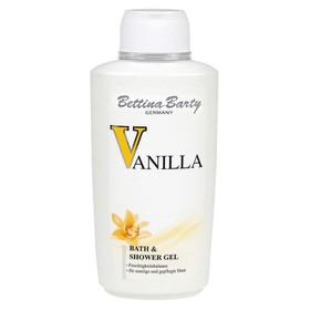Sữa tắm tích hợp nước hoa BETTINA BARTY VANILLA 500ml của Đức - SD2039