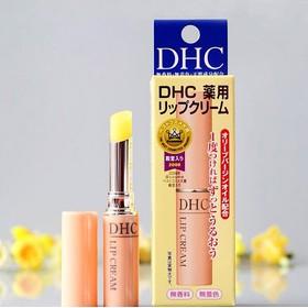 Son Dưỡng Môi DHC Lip Cream - SDMDLC