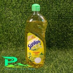 Nước rửa chén Sunlight chanh - chai 750g