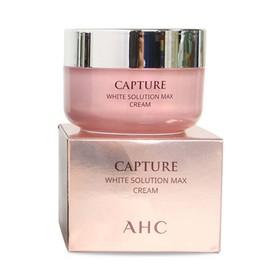 Kem Dưỡng Da AHC Capture White Solution Max Cream màu hồng - 51.-0