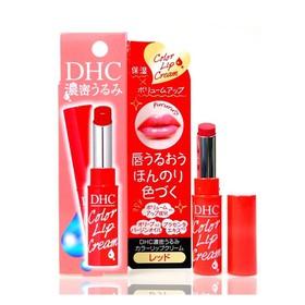 Son Dưỡng Môi Mềm Mịn Có Màu DHC Color Lip Cream - SDMMMCMDCLC