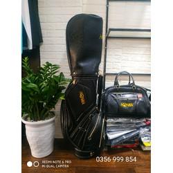 Full set bộ túi gậy Golf Honma kỉ niệm 60 năm