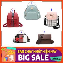 Túi đeo chéo [FREESHIP] BST balo và túi đeo chéo bán chạy 2020