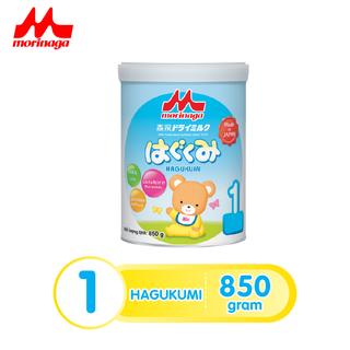 Sữa Morinaga số 1 Hagukumi 850g mới thêm nhiều dưỡng chất - 4902720139885 thumbnail