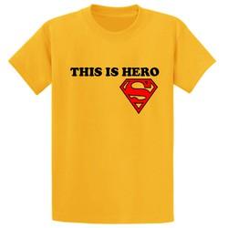áo thun nam This í hero cực đẹp