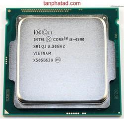 CPU I5 4590 3.70GHz, 6M SOCKET 1150