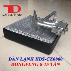 Dàn lạnh HBS CZ0880 Dongfeng 8 tấn đến 15 tấn có van THDL139A