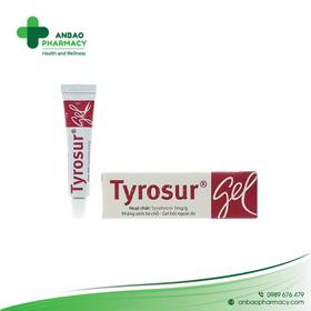 Kem hỗ trợ và phòng ngừa tái phát triệu chứng Tyrosur 5g - TH713