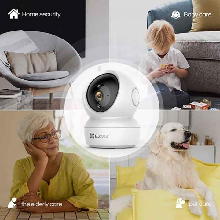 Camera Wifi thông minh EZVIZ C6N 1080P