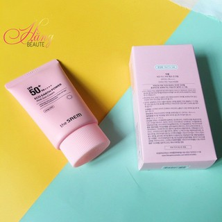 Kem chống nắng The Saem Eco Earth Power Pink Sun Cream - CN010 2
