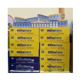 Sữa bột pha sẵn metacare Gold 110ml x48 hộp - Rẻ vô địch