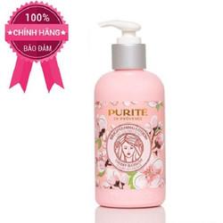 Sữa dưỡng thể Fresh Moisture Cherry Blossom Purite by Provence 250ml