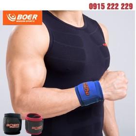 Đai bảo vệ cổ tay BOER - Dây quấn bảo vệ cổ tay - Băng bảo vệ cổ tay - Băng tay bảo vệ cổ tay BOER