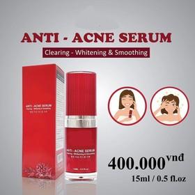 Serum thông đỏ trị mụn dưỡng da - 81040