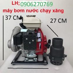 Máy bơm nước chạy xăng - honda f152 loại tốt