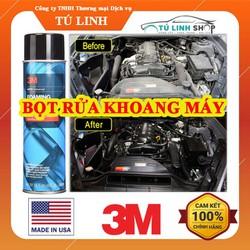 Bọt vệ sinh khoang máy ô tô 3M. Foaming Engine Degreaser 08899
