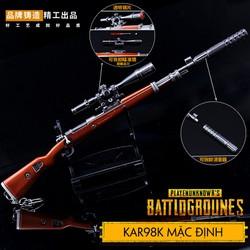 Móc khóa PUBG KAR98 22 centimet - PlayerUnknown's Battlegrounds - PROJECT X SIÊU LẠ