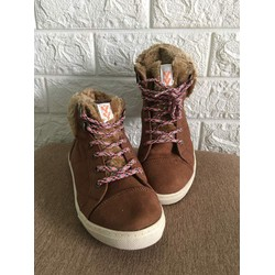 Giày boot cho bé trai Bluebox da bò size 32